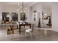 Upholstered chair LUNA | Chair - SELVA