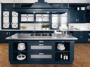 American style lacquered solid wood kitchen PARK AVENUE - GD Arredamenti