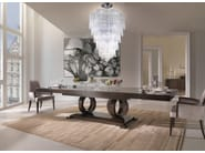 Rectangular wooden table TOSCA | Table - SELVA