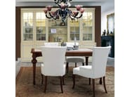 Venetian style solid wood dining table LE STANZE DEL DOGE | Dining table - GD Arredamenti