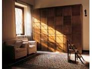 Wooden wardrobe SCACCHI | Wooden wardrobe - Morelato
