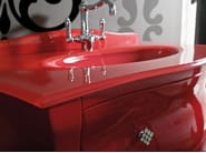 Classic style lacquered vanity unit with drawers BELLAGIO 22 - LASA IDEA