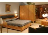 Cherry wood wardrobe '900 RULMAN   Wardrobe - Morelato