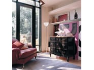 Wooden dresser LOUIS XV | Dresser - SELVA