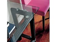 Rectangular crystal console table GALASSIA | Console table - Dolcefarniente by DFN