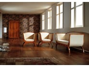 Wooden wardrobe BIEDERMEIER | Wardrobe - Morelato