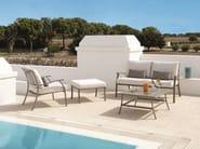Garden armchair with armrests ELISIR   Garden armchair - Ethimo