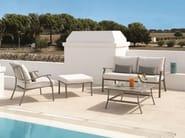 2 seater garden sofa ELISIR | Garden sofa - Ethimo