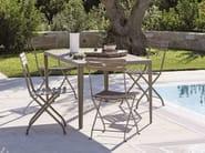Folding garden chair LAREN | Garden chair - Ethimo