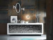Design wooden sideboard with doors PICASSO | Sideboard Mito Door - RIFLESSI