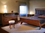 Upholstered stool BIEDERMEIER | Stool - Morelato