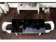 Extending garden table PALINURO - Dolcefarniente by DFN