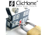 Home automation system for video surveillance SECURITY - Domotica ClicHome