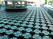 The plastic formwork for ventilated floors MULTIMODULO - GEOPLAST