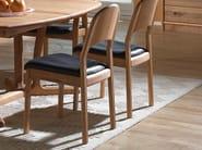 Open back wooden chair 1598 | Chair - Dyrlund