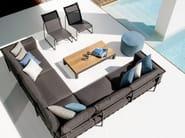 Batyline® garden armchair ARC | Easy chair - TRIBÙ