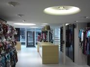 Built-in lamp / ceiling lamp USO 2500 COVE LIGHTING - FLOS