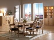 Wooden table 9244B/2 | Table - Dyrlund