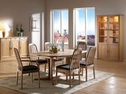 Wooden highboard with doors 1182M | Highboard - Dyrlund