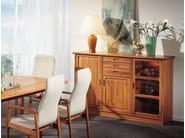 Wooden sideboard 1122M | Sideboard - Dyrlund