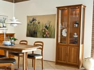 Wooden highboard with doors 1178M | Highboard - Dyrlund