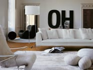 Fabric sofa CHARLES LARGE | Sofa - B&B Italia