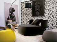 2 seater relaxing fabric sofa FAT SOFA | Relaxing sofa - B&B Italia