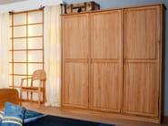 Wooden wardrobe 1163M | Wardrobe - Dyrlund