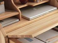 Wooden secretary desk 5252K | Secretary desk - Dyrlund