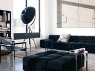 Corner sectional fabric sofa TUFTY TIME | Corner sofa - B&B Italia