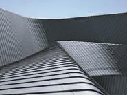 Titanium-Zinc Metal sheet and panel for roof PATINA LINE - RHEINZINK Italia