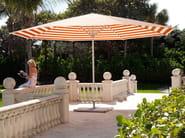 Round Garden umbrella SAMARA | Round Garden umbrella - Michael Caravita