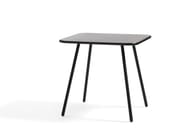 MDF coffee table / garden side table KAFFE | High garden side table - Blå Station