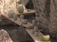Composite material planter DALA | Planter - Dedon