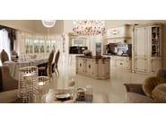 Classic style kitchen with island IMMAGINA - Martini Mobili