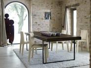 Extending rectangular table ATHOS 2012 - B&B Italia