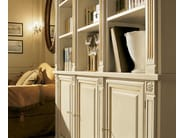 Lacquered highboard with doors OLIVERSHOUSE | Highboard - Martini Mobili
