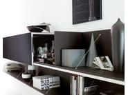 Sectional TV wall system PAB | Storage wall - B&B Italia
