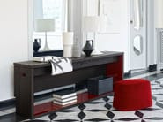Extending solid wood console table FRANK | Console table - B&B Italia