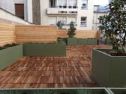 Planter Custom Building Planters - IMAGE'IN by ATELIER SO GREEN