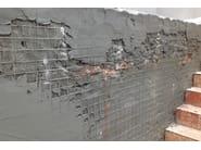 Fibre-reinforced waterproofing plaster BI MORTAR - Volteco