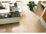 Porcelain stoneware flooring PAVÉ QUARZ INDOOR - SICHENIA GRUPPO CERAMICHE