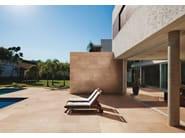 Porcelain stoneware outdoor floor tiles PAVÉ QUARZ OUTDOOR - SICHENIA GRUPPO CERAMICHE