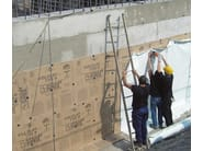 Bentonite-based waterproofing product VOLCLAY PANELS - Volteco