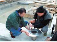 Hydro-expansive resin for waterproofing P-201 - Volteco