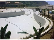 Protective varnish PAINT POOL - Volteco