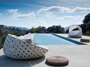 2 seater polyethylene garden sofa CANASTA   2 seater sofa - B&B Italia Outdoor, a brand of B&B Italia Spa