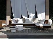 Corner polypropylene garden sofa CHARLES OUTDOOR | Corner sofa - B&B Italia Outdoor, a brand of B&B Italia Spa