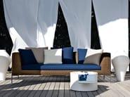 Polypropylene garden sofa CHARLES OUTDOOR | Garden sofa - B&B Italia Outdoor, a brand of B&B Italia Spa