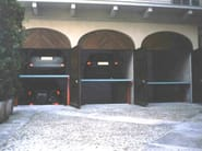 Automatic parking systems AS-2 - AS-3 - CARMEC